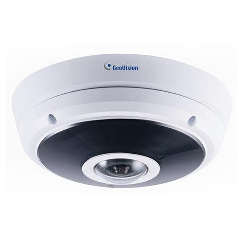 Geovision GV-EFER3700 3MP H.265 Fisheye Rugged Camera