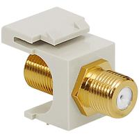 F-Type Gold Plated 2 Ghz, 25-Pack