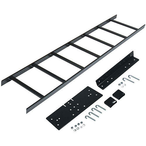 ICC ICCMSLRW05 Kit, Rack To Wall Runway, 5'