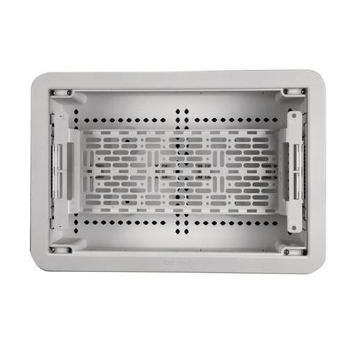 On-Q 9-in Dual-Purpose In-Wall Enclosure with 5-in Mounting Plate