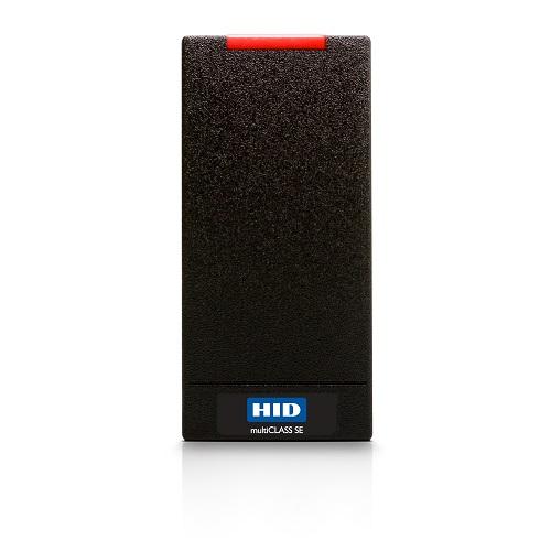 HID 900PMNNEKMA003 multiCLASS SE RP10 Smart Card Reader Mullion