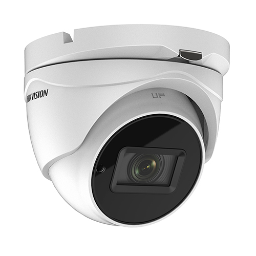 Hikvision DS-2CE56H0T-IT3ZF 5 MP Motorized Varifocal Turret Camera, 2.7 mm to 13.5 mm Vari-focal Lens Lens 2
