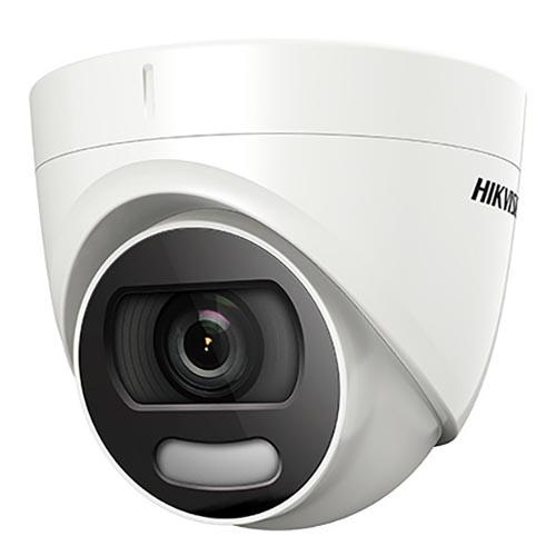 Hikvision ColorVu DS-2CE72DFT-F28 2 Megapixel Surveillance Camera - Turret