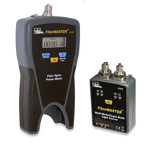 IDEAL FiberMASTER 33-931 Cable Analyzer
