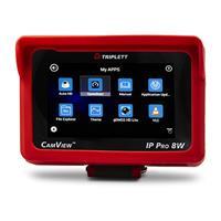 "CamView 4"" IP Pro-8W HD CCTV Tester, wrist mount"