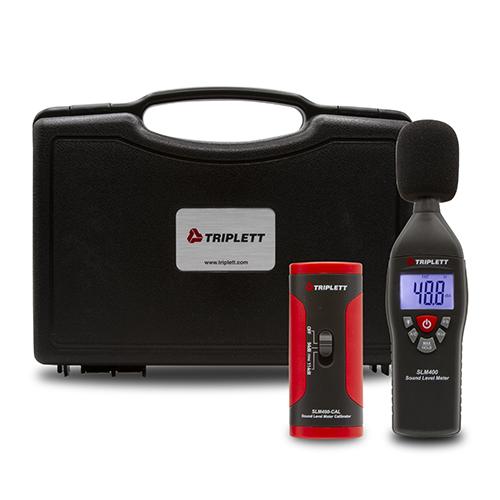 Sound Level Meter/Calibrator Kit