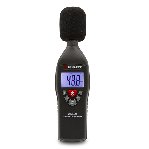 Sound Level Meter W/Cert Of Traceability To Nist