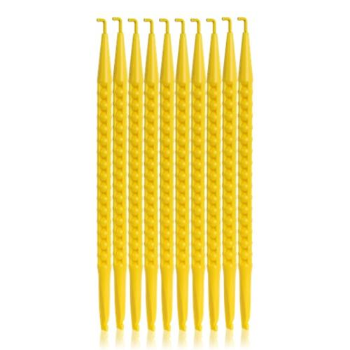 Spudger, Yellow Plastic, 10 Pack