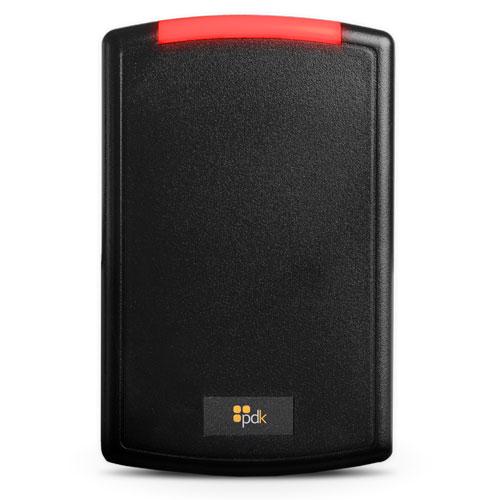 Pdk RGP Red Single-Gang Reader High-Security +Prox, 125 kHz