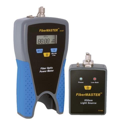 Fibermaster Multimode And Singlemode Test Kit