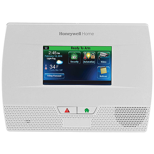 Honeywell Home L5210-24 LYNX Touch with 24-hour battery