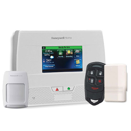 Honeywell Home LYNX Touch 5210 All-in-One Home and Business Control System