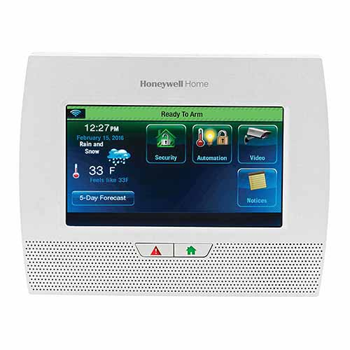 Honeywell Home L7000 LYNX™ Touch Control System With 7in. Touchscreen