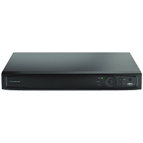 Alarm.com ADC-CSVR126-16CH-2X3TB 16-Channel 2-HD Bay Commercial Video Recorder With 2X3TB HDD
