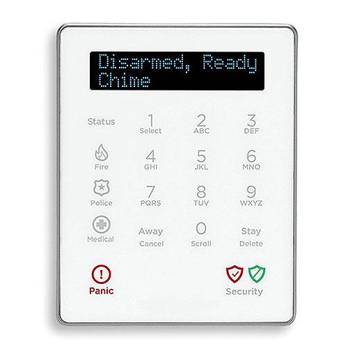 Honeywell Home SiX Two-Way Wireless Keypad