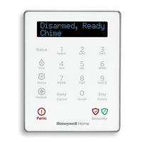 Honeywell Home Keypad 500, English, White