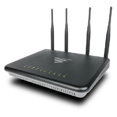 Dual Band Wireless Ac3100 Router W/Domotz