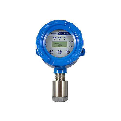 Chlorine (Cl2) 0-5ppm Explosion Proof Monitor