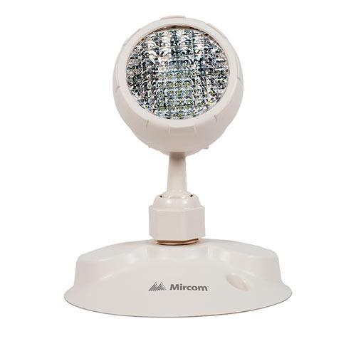 Mircom Single LED Remote Head - Universal Voltage (3.6-24V)