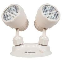 Mircom Double LED Remote Head - Universal Voltage (3.6-24V)