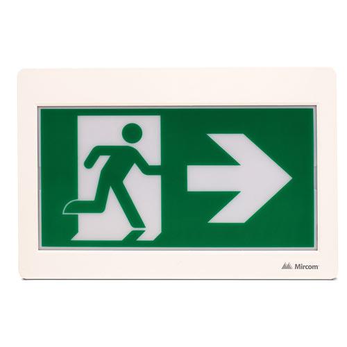 Mircom LED Running Man Sign