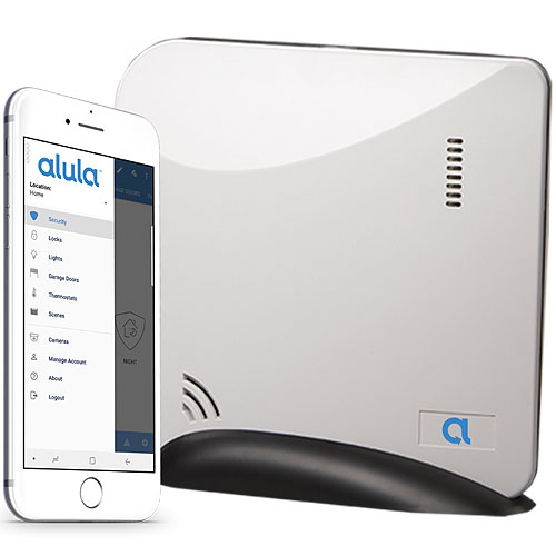 alula RE6100 Series Helix Security And Automation Platform