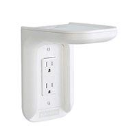 Sanus WSOS1 Mounting Shelf for Speaker - White
