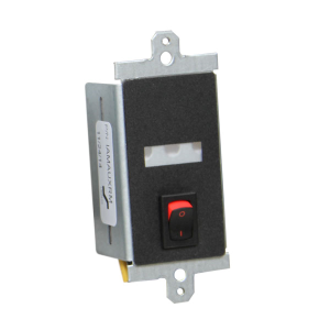 Aux Rocker Maintaining Switch