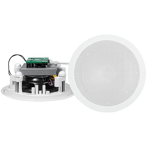 Hd Amp Ceiling Spk+tile Support+backcan+ 5in 40w