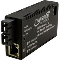 Transition Networks M/E-ISW Transceiver/Media Converter