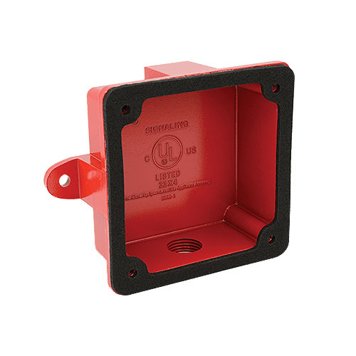 Potter BBK-1 Bell Back Mounting Box