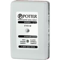 Potter EVD-R Vibration Detector Remote Pickup