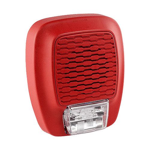 Low Freq Horn/Strobe 177cd Red