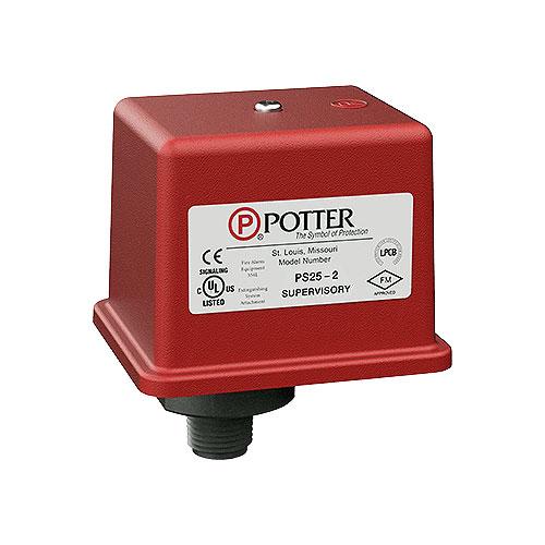 Ps25-2 High/Low Pressure Indicator 10-60 Psi Dpdt