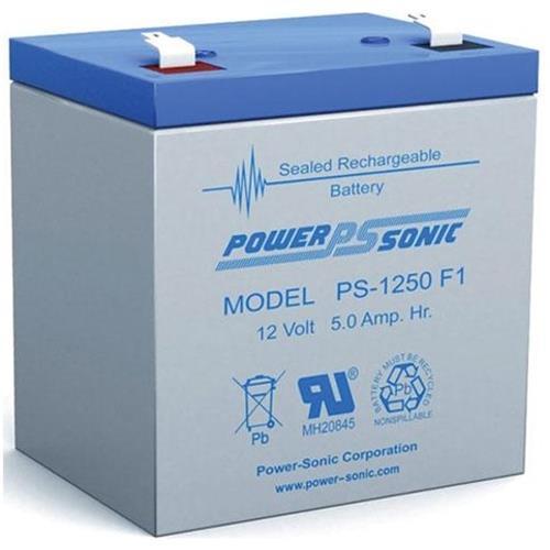 12v 5ah Sla Battery F1