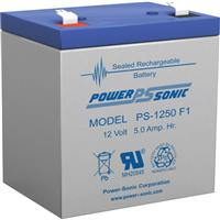 12v 5ah Sla Battery F2