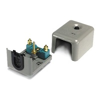 Two Pair Heavy Duty Station Protector