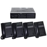 Nec America BE117449 SL2100 Digital Quick-Start Kit with 12-Button Digital Telephones