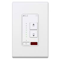 A-K4 Amplified Keypad, White