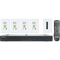4 Zone&Source Kit W/ Keypads