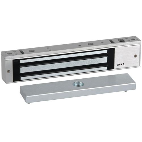 RCI 8371 SCS 28 MiniMag® Surface Mag Lock SCS Single-Door 750 lb., Aluminum
