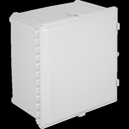 Safety Technology Polycarbonate Enc Opaque 18x16x11