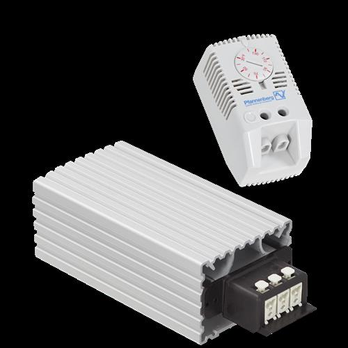 Mini Radiant Htr 45 W 110-250v W/Thermostat 32-140