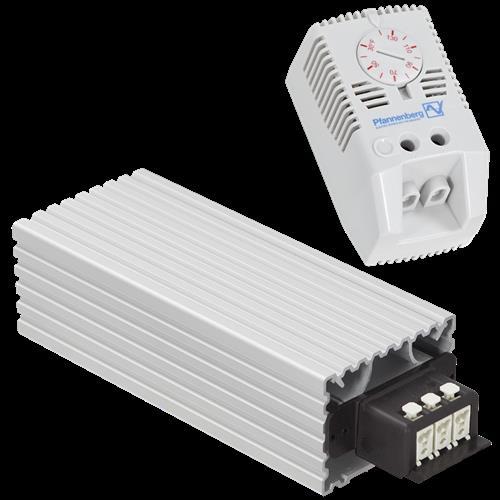 Mini Radiant Htr 75w 110-250v W/Thermostat 32-140