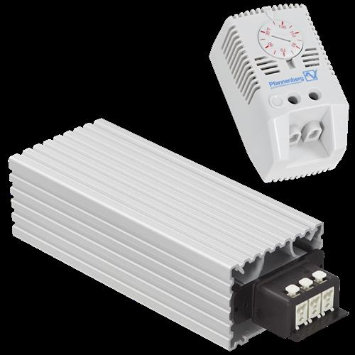 Mini Radiant Htr 100w 110-250v W/Thmst 32-140f Ncc