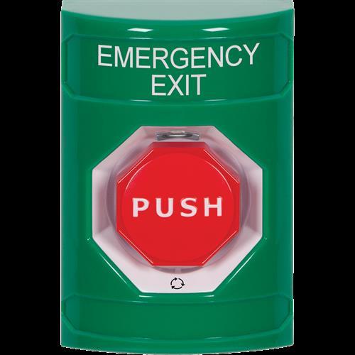 Safety Technology Grn Illtd Turn To Reset Stpr Stw/Shield Emergncy