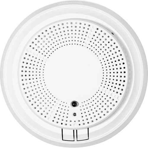 Honeywell Home SIXCOMBO Two-Way Wireless Smoke/Heat & Carbon Monoxide (CO) Detector, English/Spanish Language, SiX Series