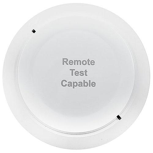 Honeywell Silent Knight SK-PHOTO-R-W Intelligent Photoelectric Smoke Sensor w/ Remote Test Capability, White