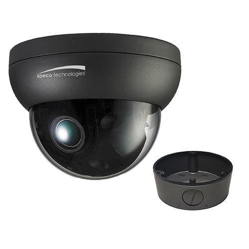 Speco Intensifier O2ID8M 2 Megapixel Network Camera - Dome - TAA Compliant