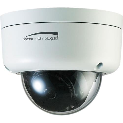 Speco Intensifier O3FD8M 3 Megapixel Network Camera - Dome